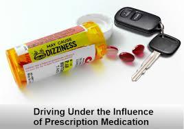 Prescription Drug DWI